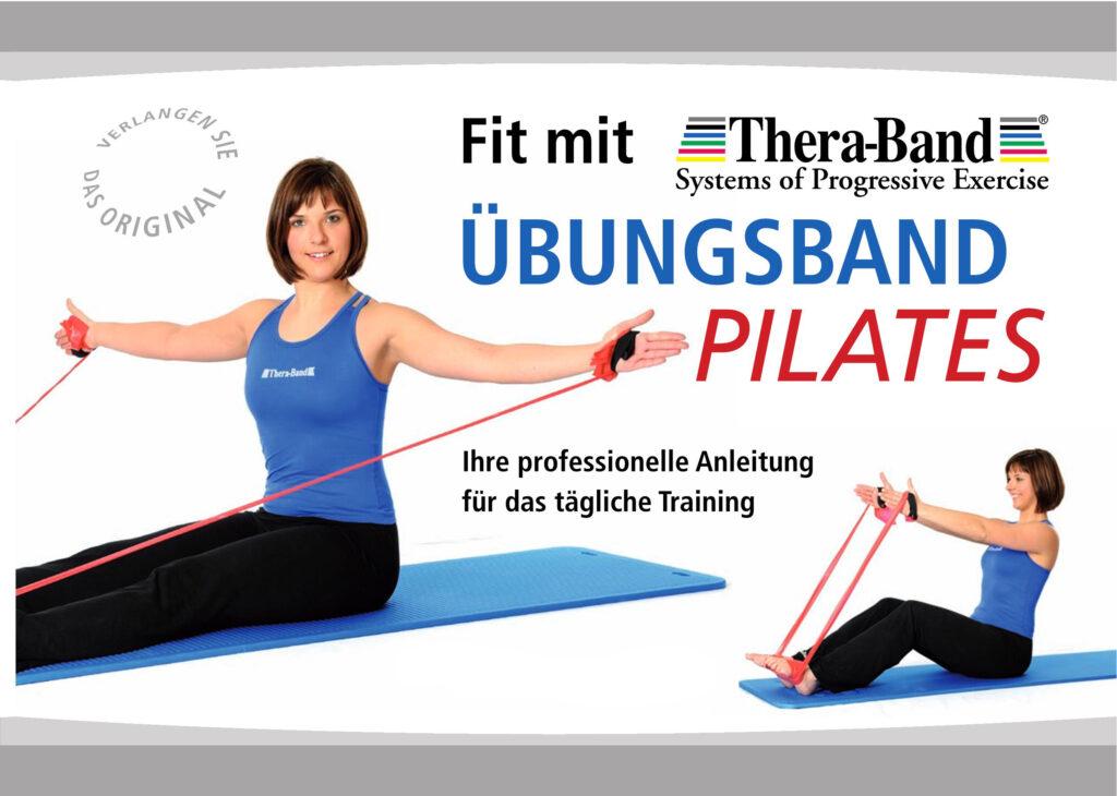Fit mit Thera-Band Übungsband Pilates (Deutsch)