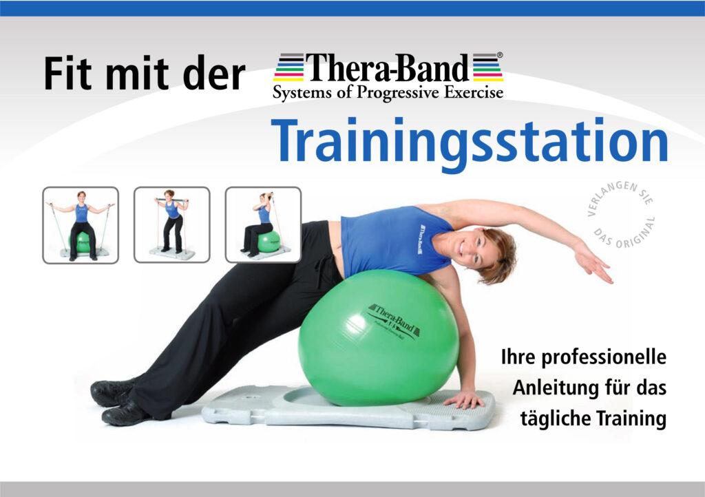 Fit mit TheraBand Trainingsstation (Deutsch)