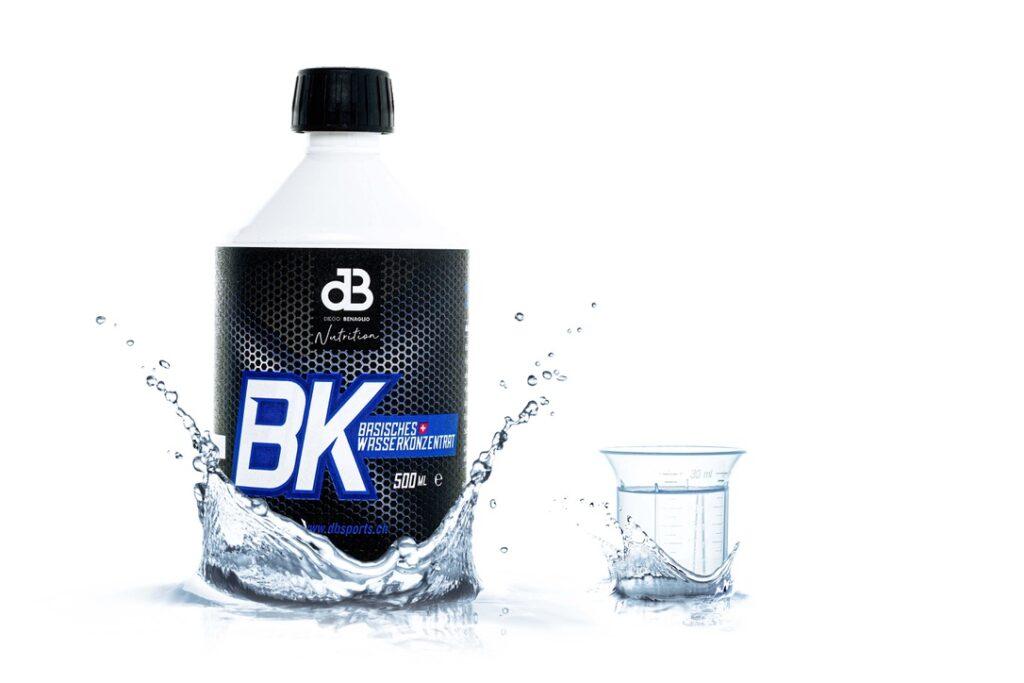 Basisches Wasserkonzentrat BK