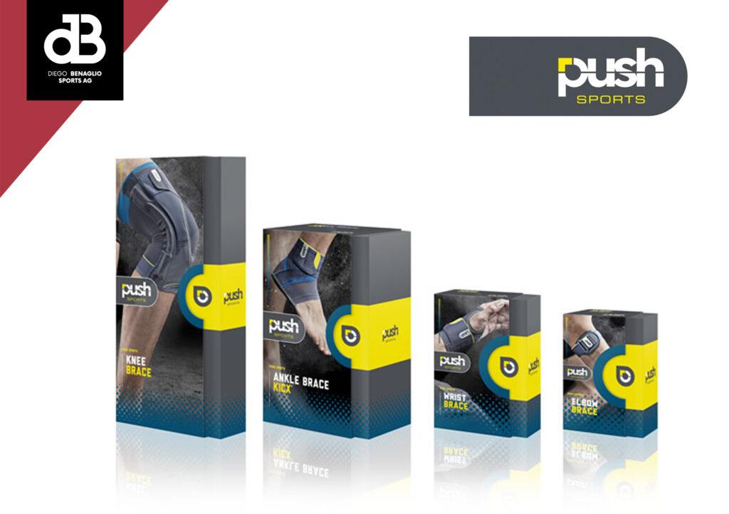 Push Sports Bandagen (Wissenswertes)