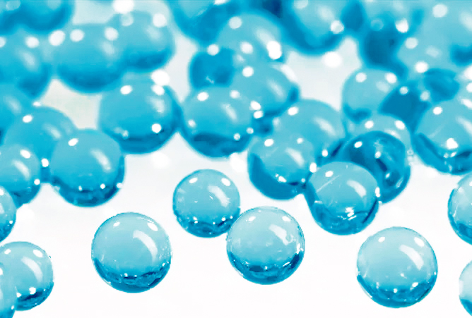 TheraPearl Perlen- Technologie