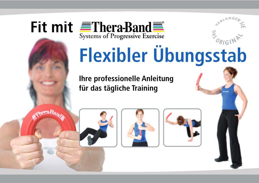 Fit mit TheraBand Übungsstab (Deutsch)