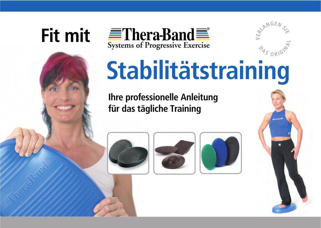 Fit mit TheraBand Stabilitaetstraining (Deutsch)