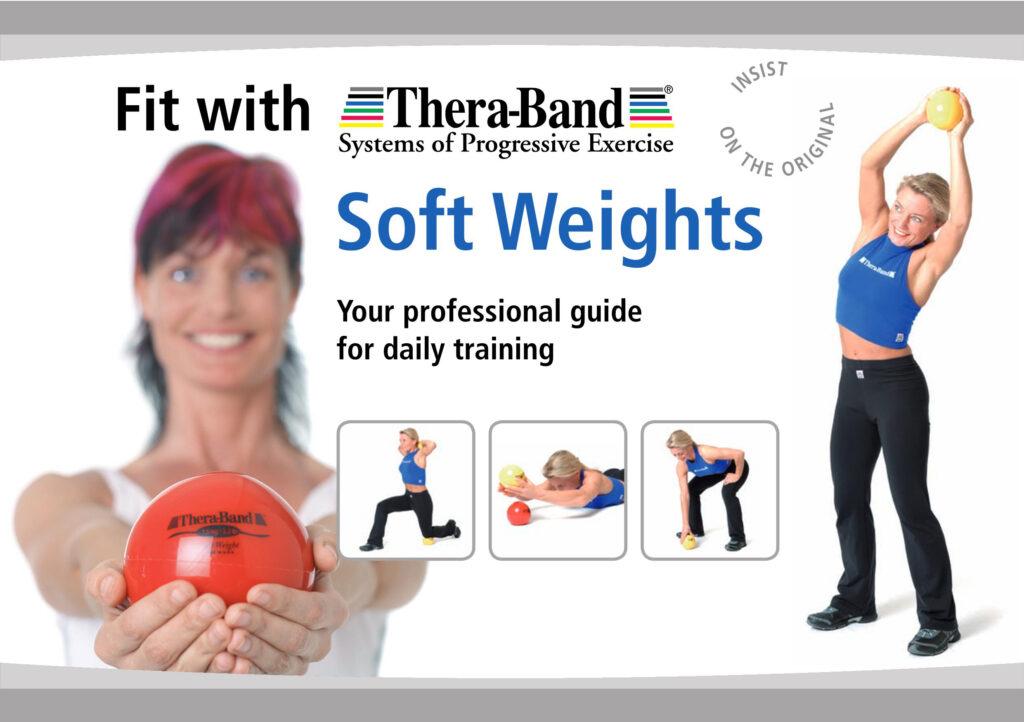 Fit mit Thera-Band Soft Weights (Englisch)