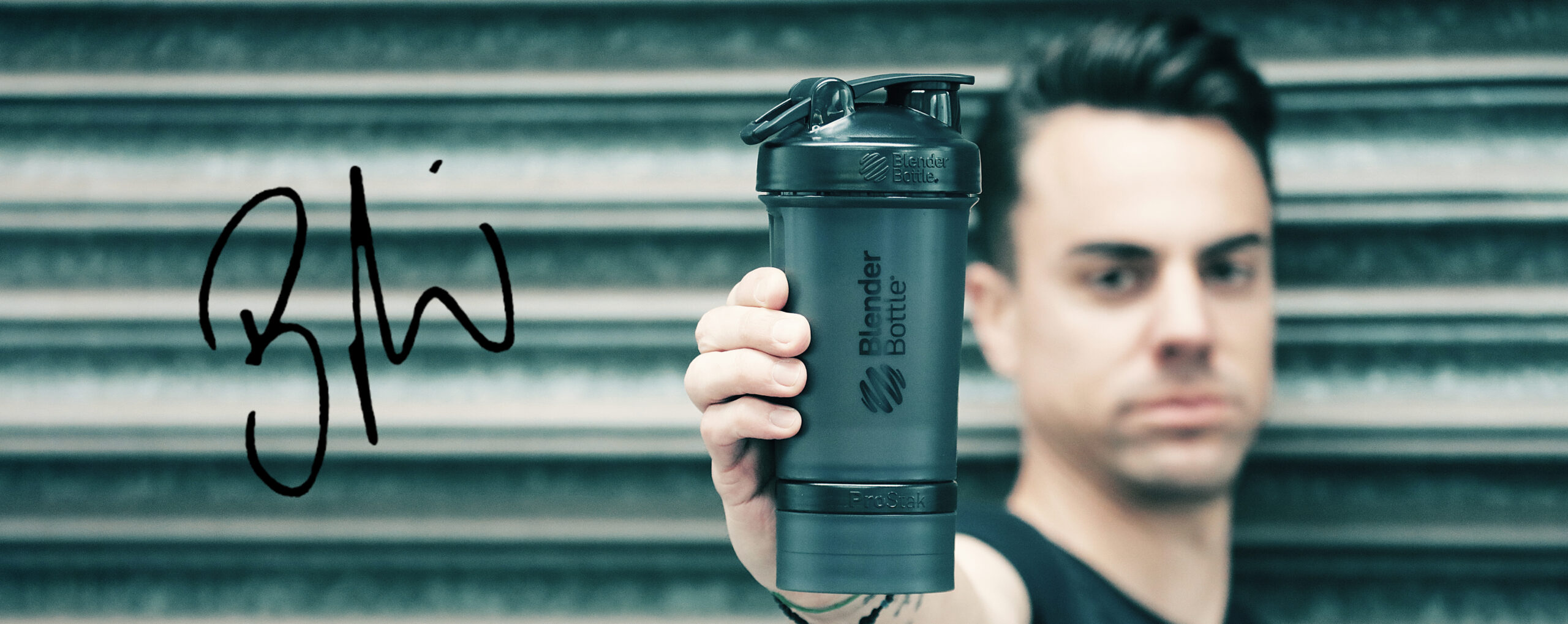Diego Benaglio Sports AG - BlenderBottle